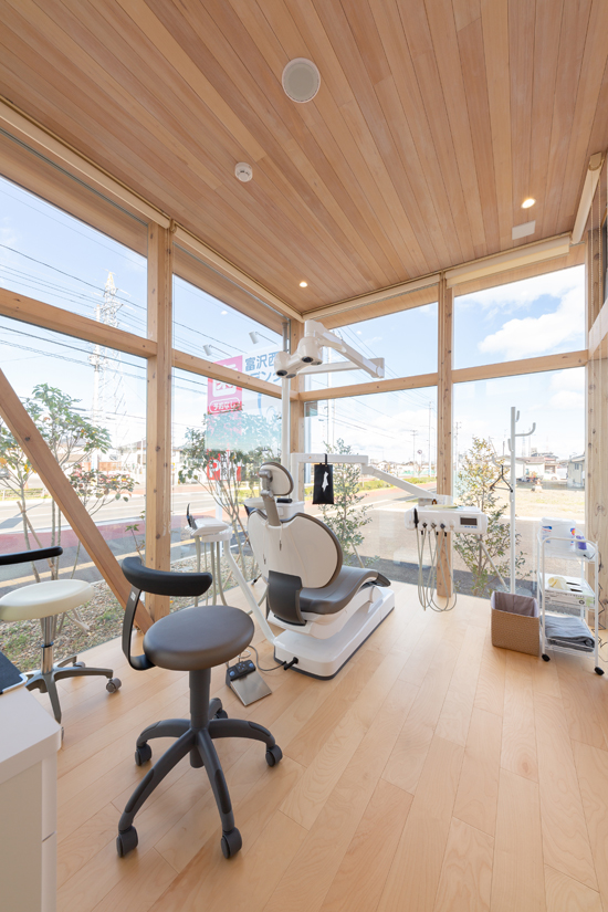 富沢西EBデンタルクリニック 歯科医院
