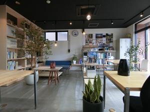 トコツク建築設計事務所オフィス