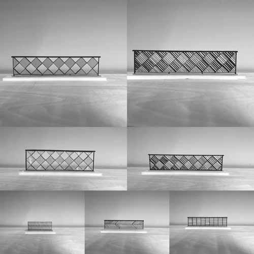 オリジナル塀のデザインパターン